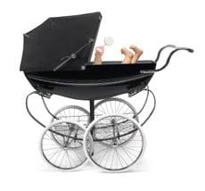 Erfahrungsbericht Kinderwagen Teutonia Mistral S