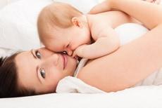 Bonding nach der Geburt