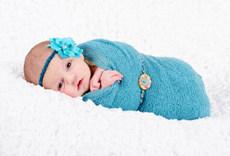 Wie und wie lange sollte man Babys pucken?
