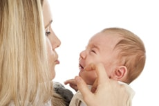 Wenn das Baby fremdelt