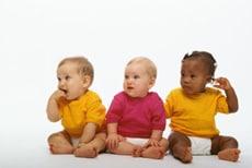 Online einfach Babyfotos drucken lassen
