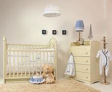 Was braucht das Baby im Kinderzimmer