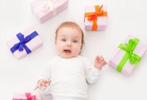 Freunde bekommen ein Baby - was schenken?