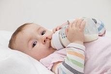Milchzuckerunverträglichkeit bei Babys