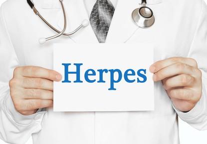 Genitalherpes (Herpes genitalis)